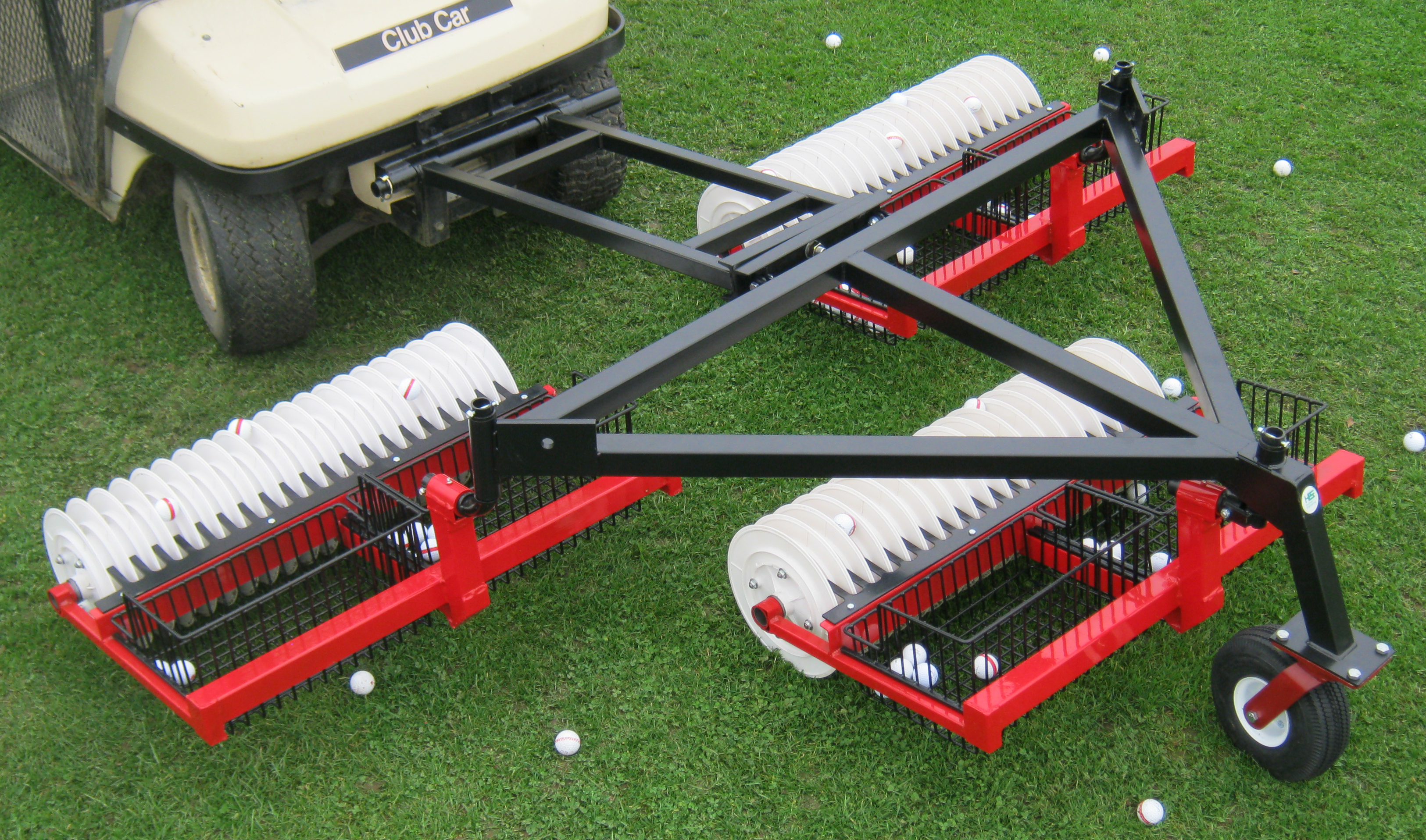 driving range machine