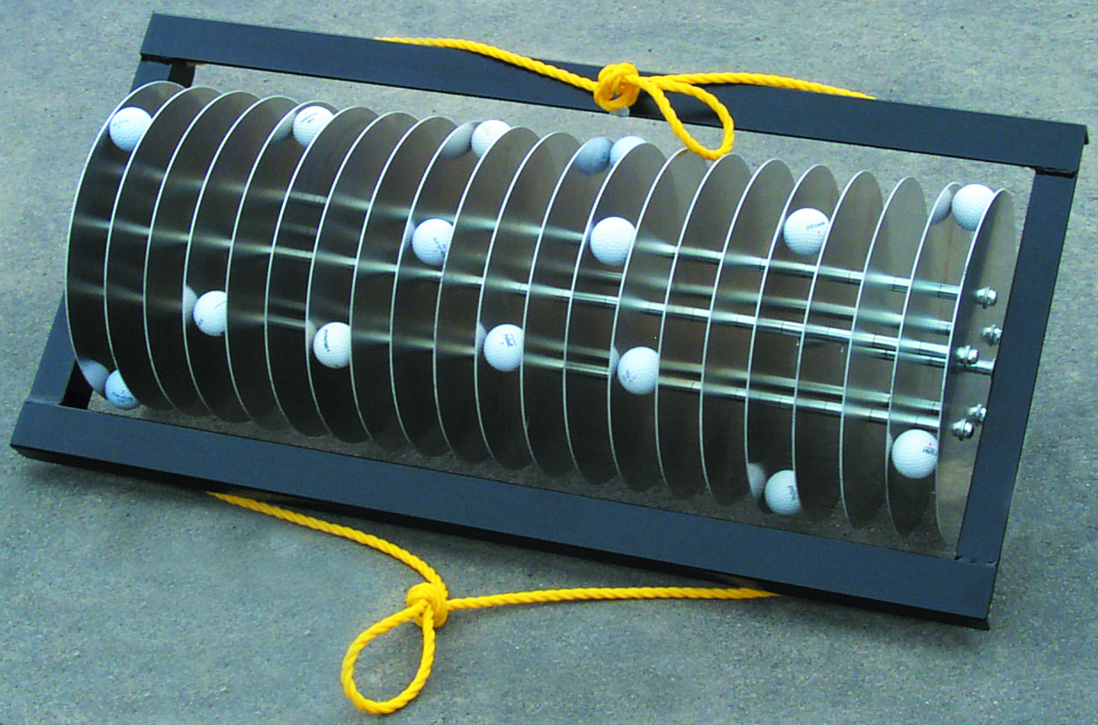 Underwater Golf Ball Retriever Hollrock Engineering