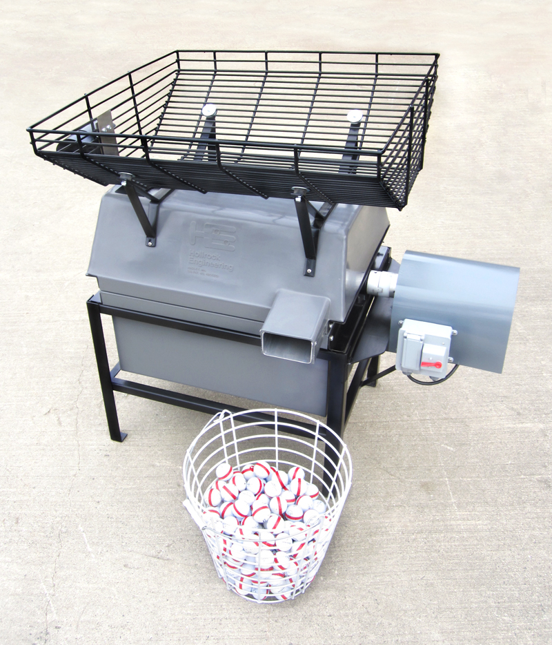 golf washing machine