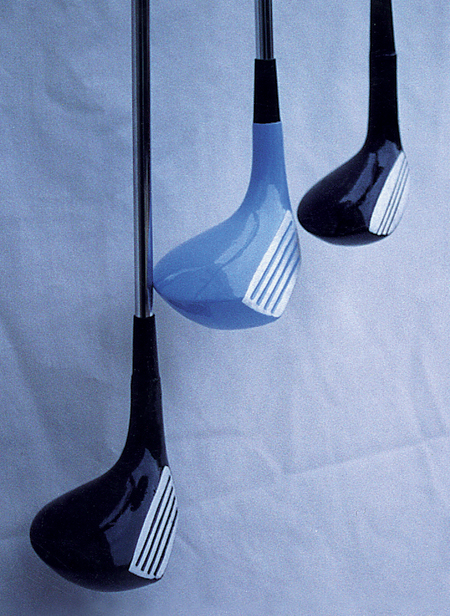 Golf Range Clubs
