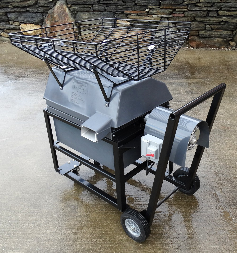 Wheeled Washer Cart Hollrock Engineering